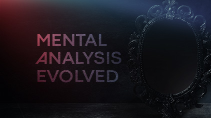 Mental Analysis Evolved course to learn education on day trading bitcoin or stock markets cropped