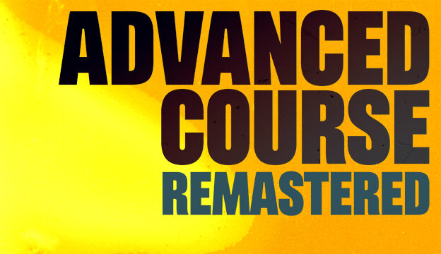 Advanced Course  Remastered course image